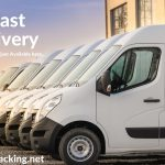 How much time does it take for Fastway Couriers to deliver?